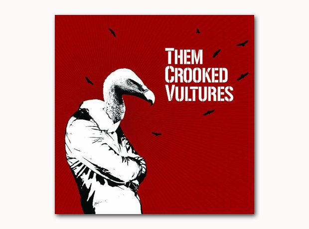 Them Crooked Vultures - Them Crooked Vultures (200