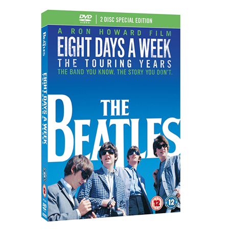 Beatles Eight Days DVD