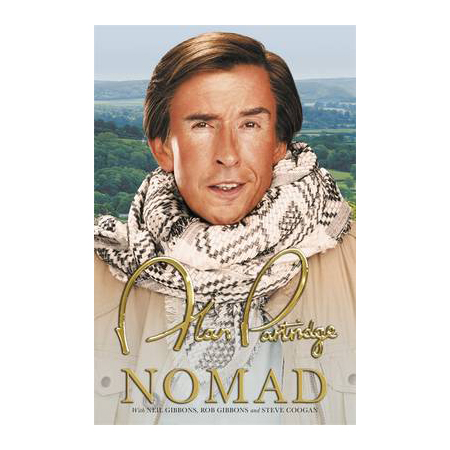 Alan Partridge Nomad book