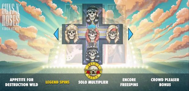 Guns N Roses Online