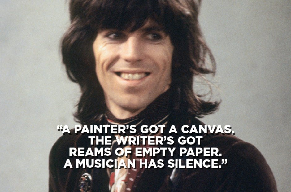 Image result for keith richards quotes