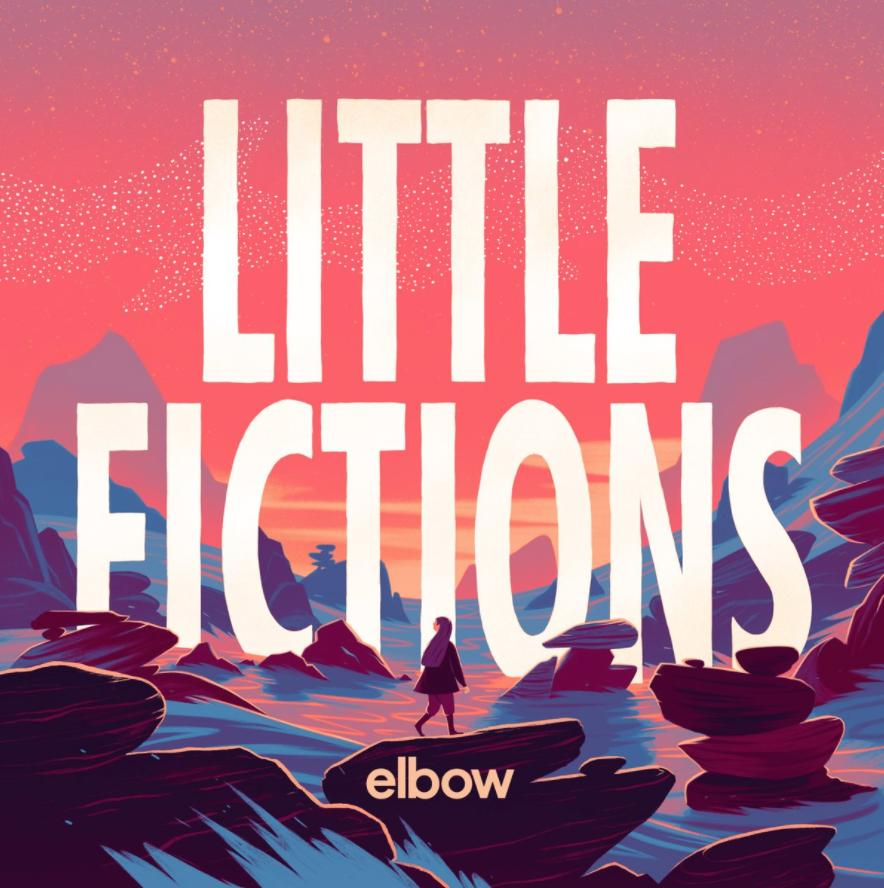 Little Fictions Elbow artwork