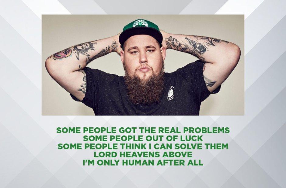 Rag N'Bone Man - Human