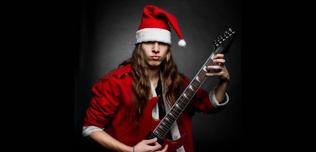 Christmas Rock.Listen The Ultimate Rock N Roll Christmas Playlist Radio X