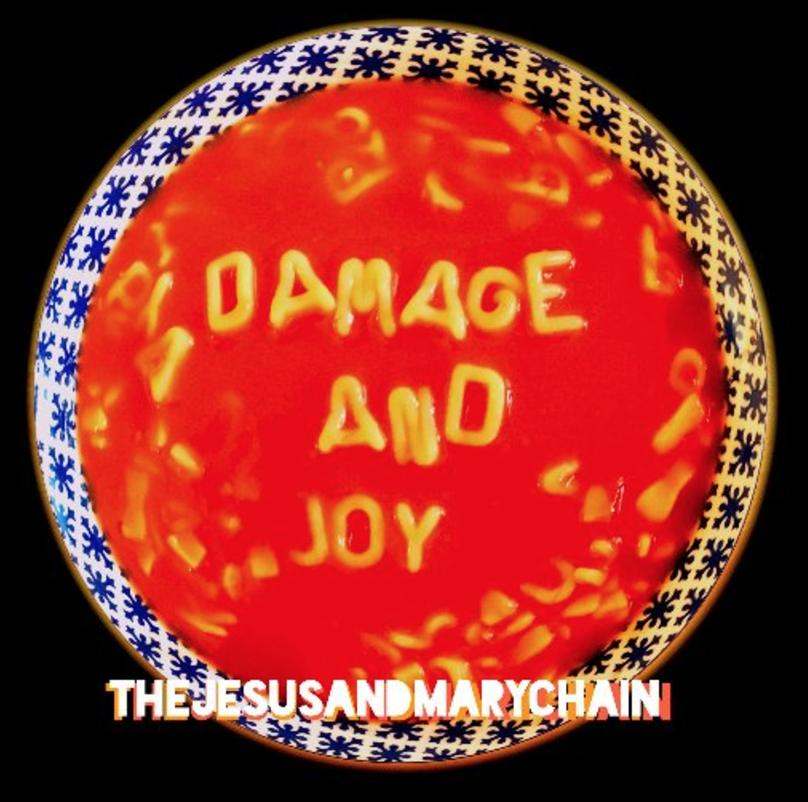 The Jesus and Mary Chain Fear and Joy artwork