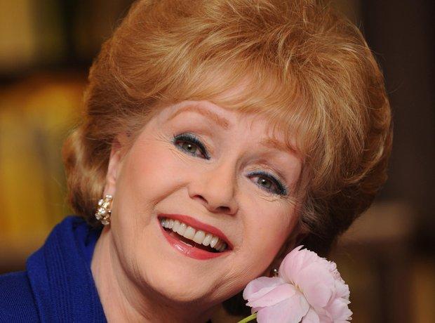 Debbie Reynolds in 2010
