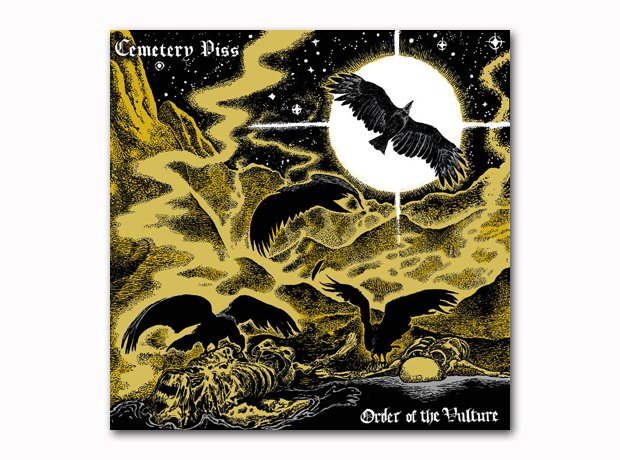 Cemetery Piss - Order of the Vulture