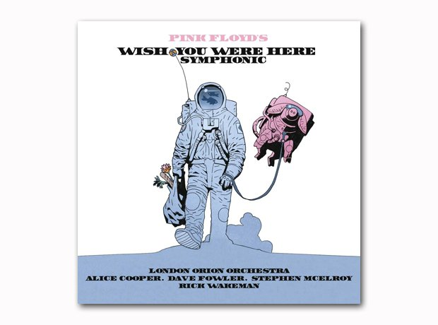 London Orion Orchestra - Pink Floyd's Wish You Wer