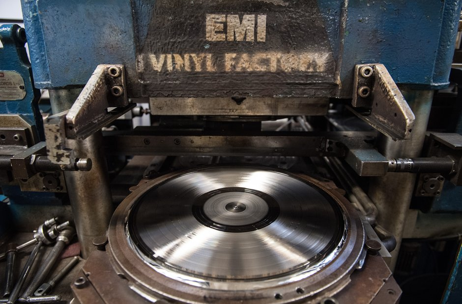 How Vinyl Albums Are Made