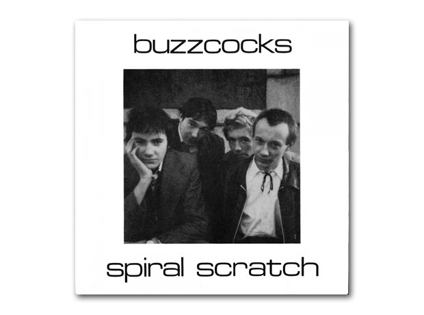 Buzzcocks - Spiral Scratch (1977)