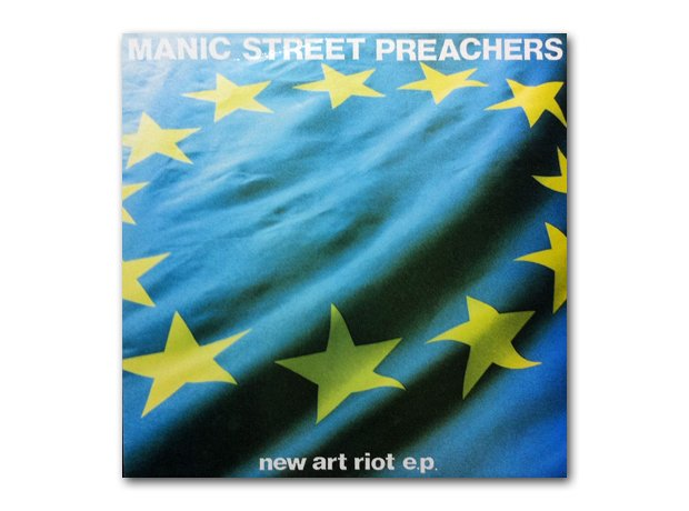 Manic Street Preachers - New Art Riot (1990)