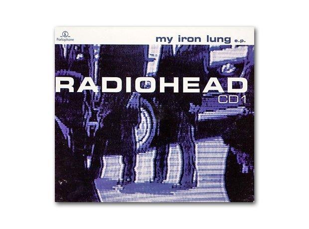 Radiohead - My Iron Lung (1994)