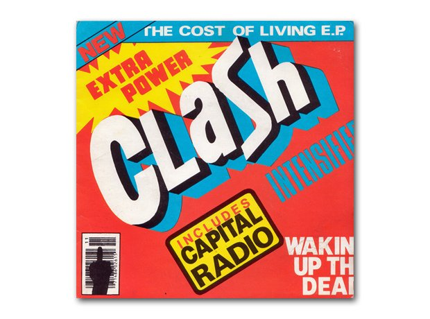 The Clash - Cost Of Living (1979)