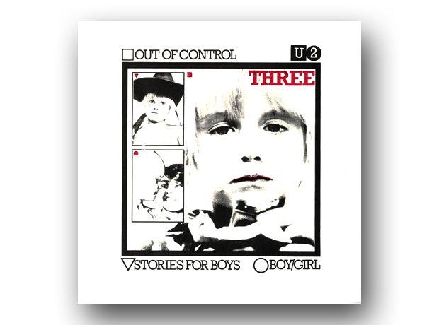 U2 - Three (1979)