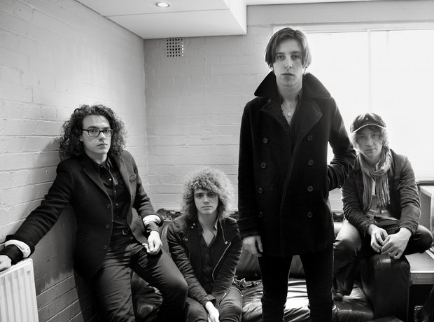 Catfish And The Bottlemen press Jill Furmonovsky