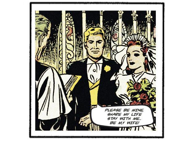 David Bowie - Be My Wife