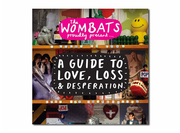 The Wombats debut album A Guide To Love, Loss & De