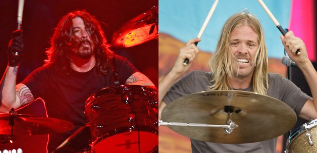 Who's The Better Drummer? Dave Grohl Or Taylor Hawkins