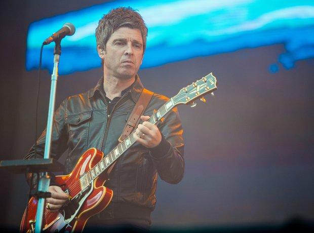 Noel Gallagher now
