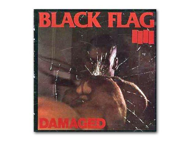 Black Flag - Damaged (1982)