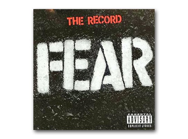 Fear - The Record (1982)