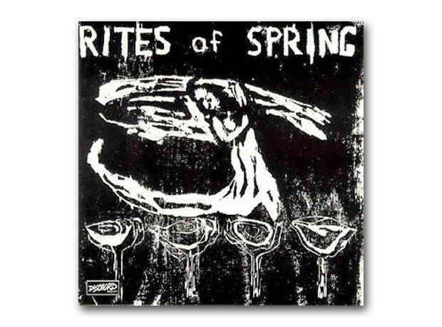 Rites of Spring - Rites of Spring (1985)
