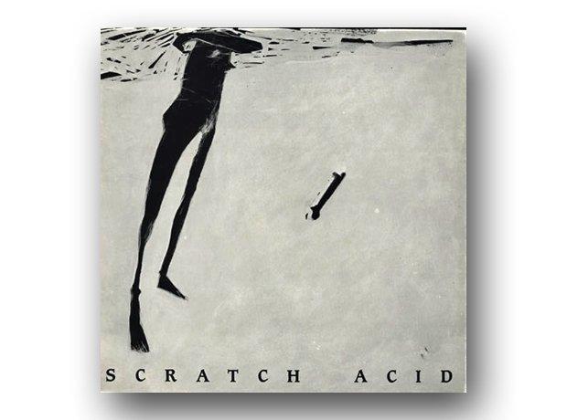 Scratch Acid - Scratch Acid EP (1984)