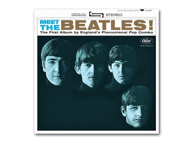 The Beatles - Meet the Beatles (1964)