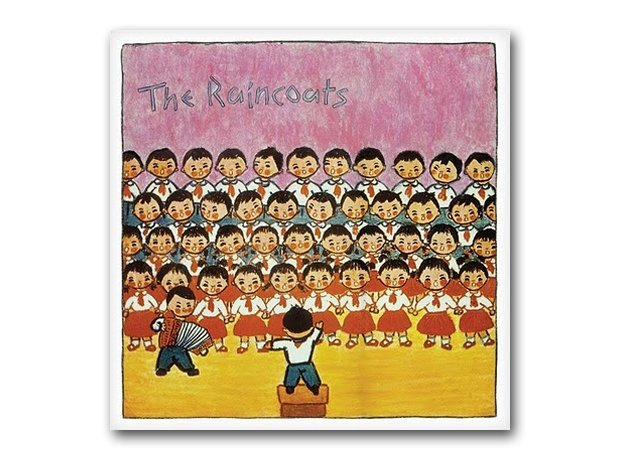 The Raincoats - The Raincoats (1979)