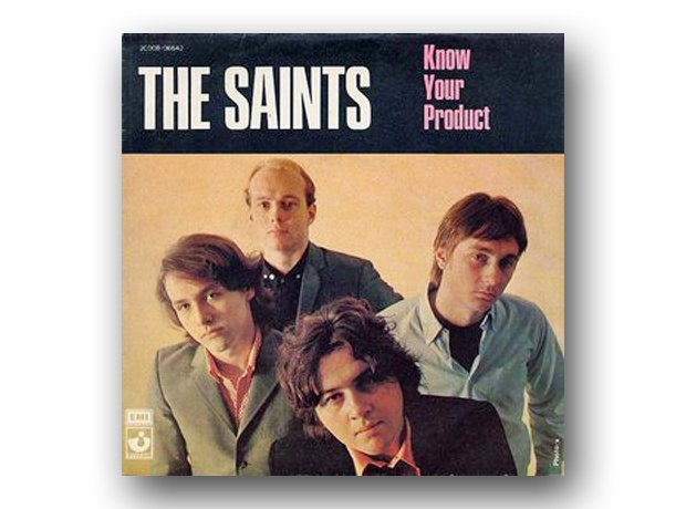 The Saints - Know Your Product (1978)