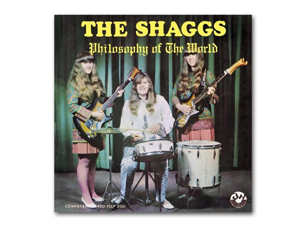 The Shaggs - Philosophy Of The World (1969)