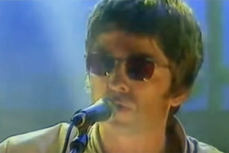 Noel Gallagher Lennon Tribute 2000