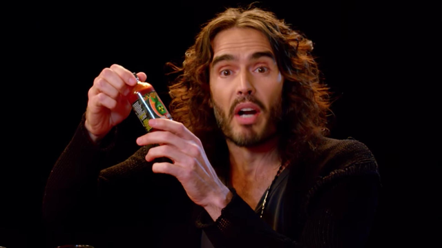 Watch Russell Brand Serenades Fan With Freestyle Song Radio X