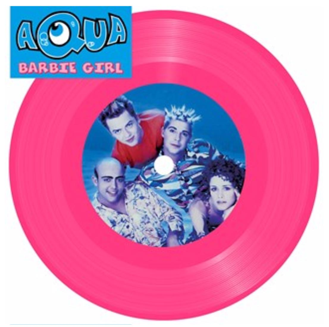 Aqua Wonderwall Vinyl Record Store Day