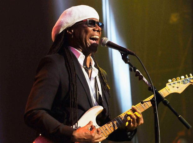 Nile Rodgers live