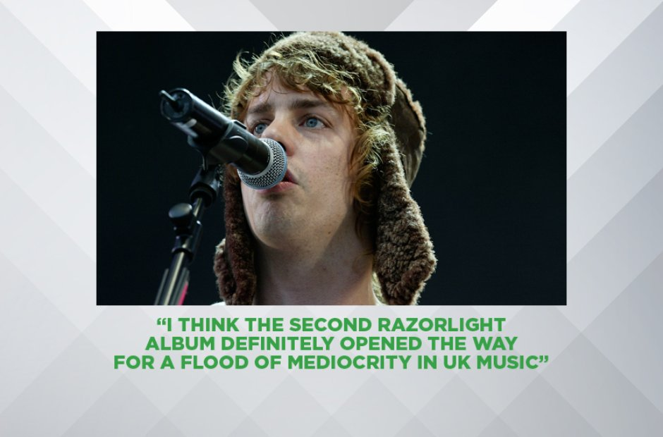 Johnny Borrell Razorlight Quotes