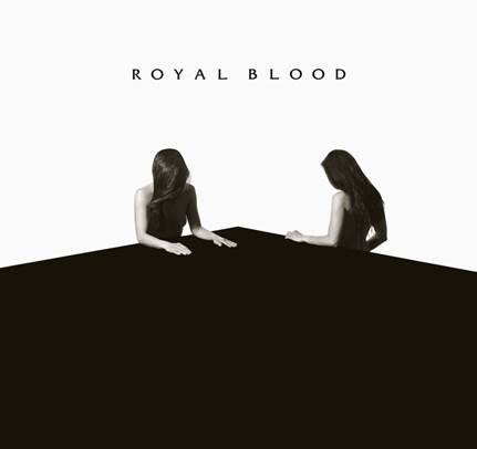 Royal Blood How Did We get So Dark? artwork
