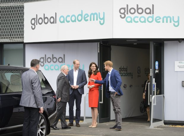 Global Academy Opening