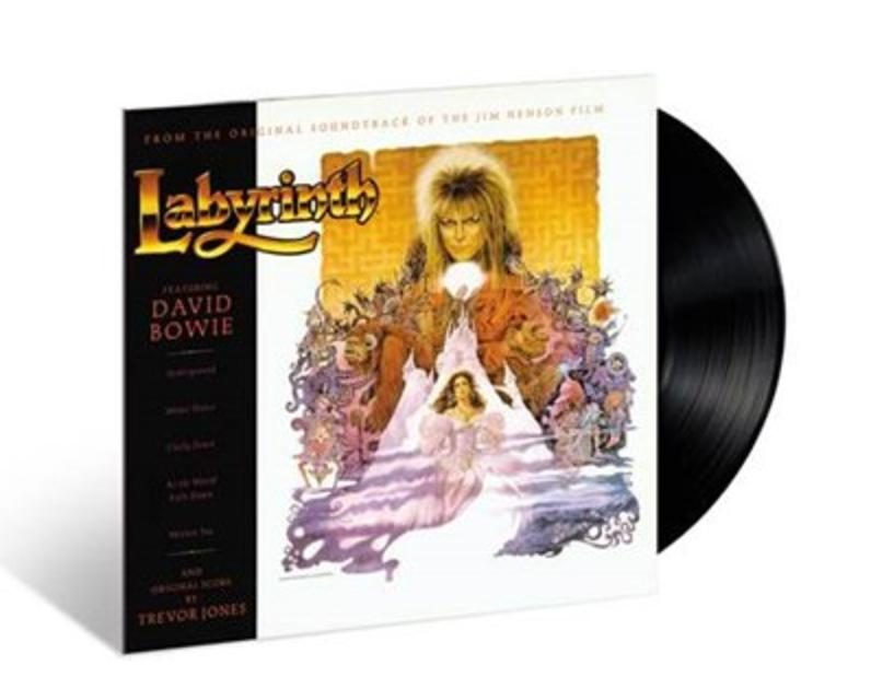 David Bowie The Labyrinth Soundtrack vinyl