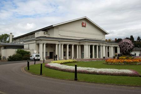 De Monfort Hall, Leicester