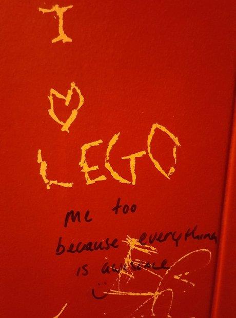"""""""I Heart Lego"""""""
