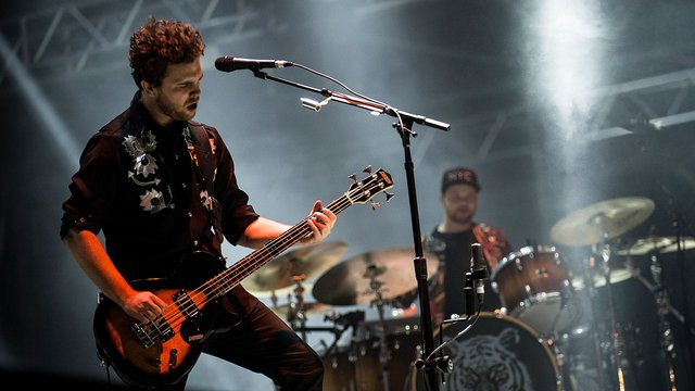 Royal Blood Unveil New Songs At Intimate Brighton Show