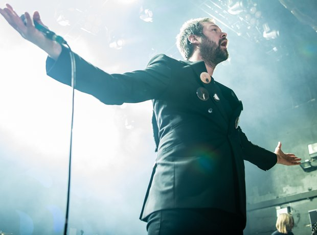 Kasabian Live O2 Forum London 19 April 2017