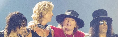 Guns N' Roses in San Diego 2016 cut