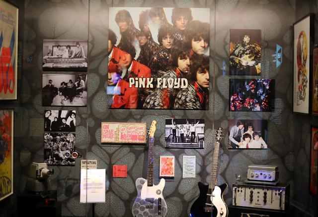 Pink Floyd Exhibition 2017