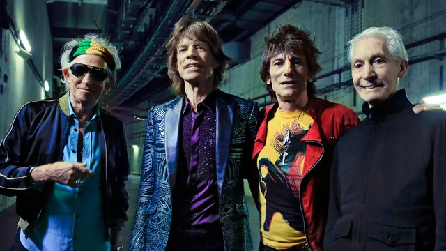 The Rolling Stones - Artists - Radio X