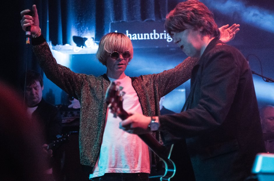 The Charlatans Tour 2017