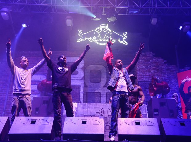 Boy Better Know live 2014