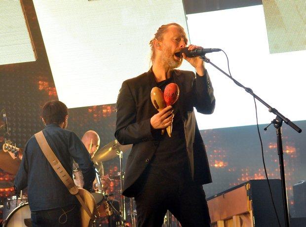 Radiohead live 2012