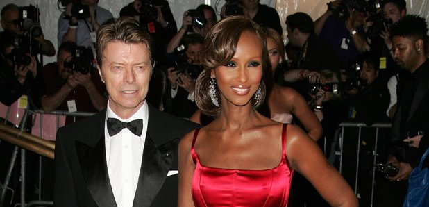 Iman Pays Tribute To David Bowie On 25th Wedding